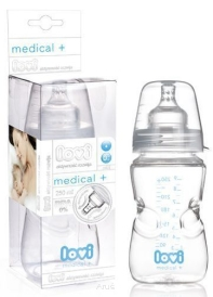 LOVI butelka 250 ml Medical+