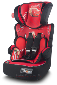 Team-Tex fotelik Beline LX 9-36kg (Cars)