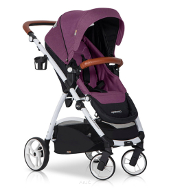 OPTIMO wózek spacerowy firmy EasyGo - Purple