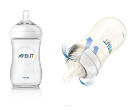 Avent butelka natural 125 ml